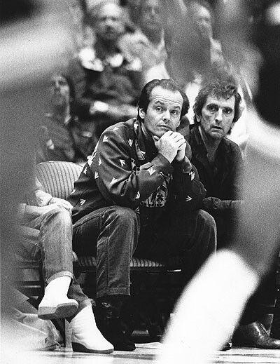 Jack Nicholson and Harry Dean Stanton