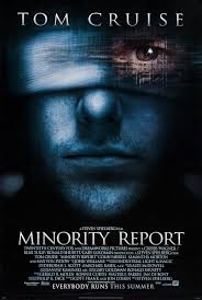 Minority Report Movie Poster