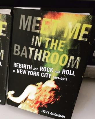 Lizzy Goodman Meet Me In The Bathroom