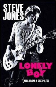 Steve Jones Lonely Boy Sex Pistols