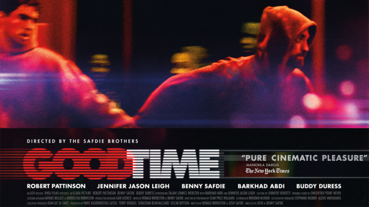 Good Time featured on 7deadlythings