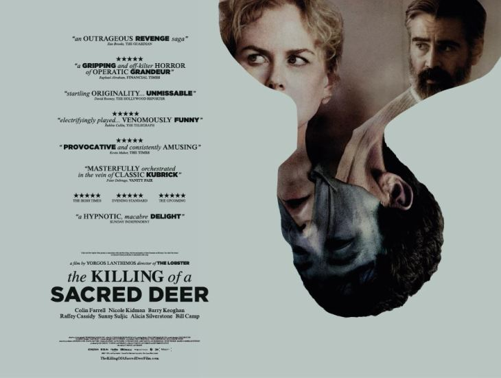 The Killing of a Sacred Deer featured on 7deadlythings