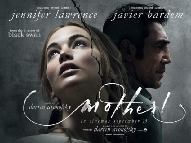 mother! featured on 7deadlythings