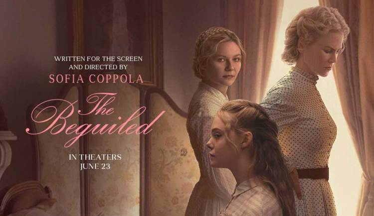 The Beguiled featured on 7deadlythings