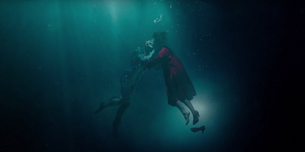 The Shape of Water ft on 7deadlythings