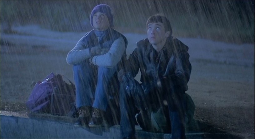 The Sure Thing with John Cusack in the rain featured on 7deadlythings