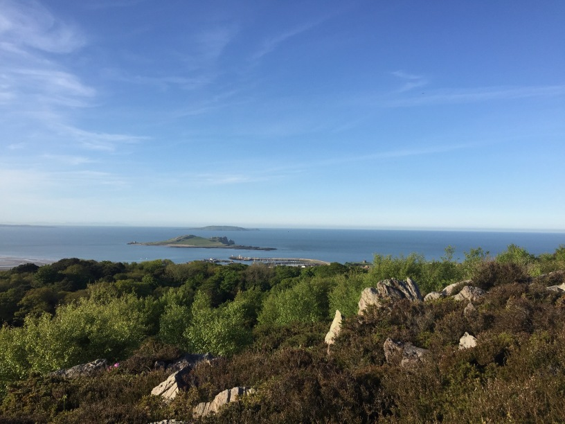 Ireland's Eye, Howth, by 7 Deadly Things
