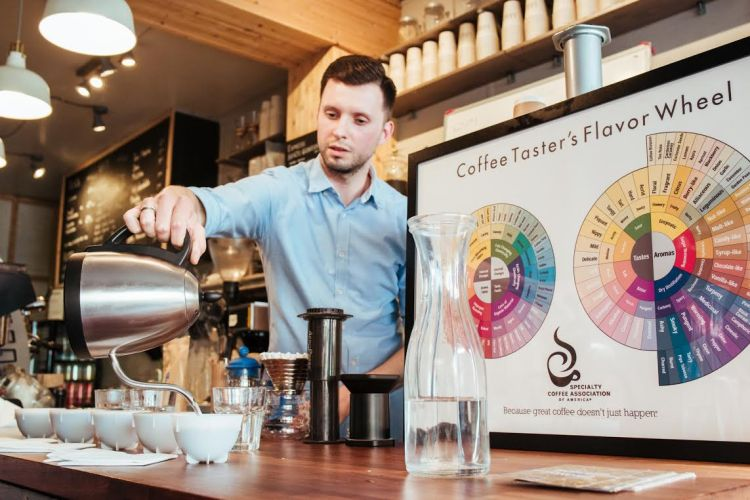 7deadlythings at the Legit Coffee Masterclass
