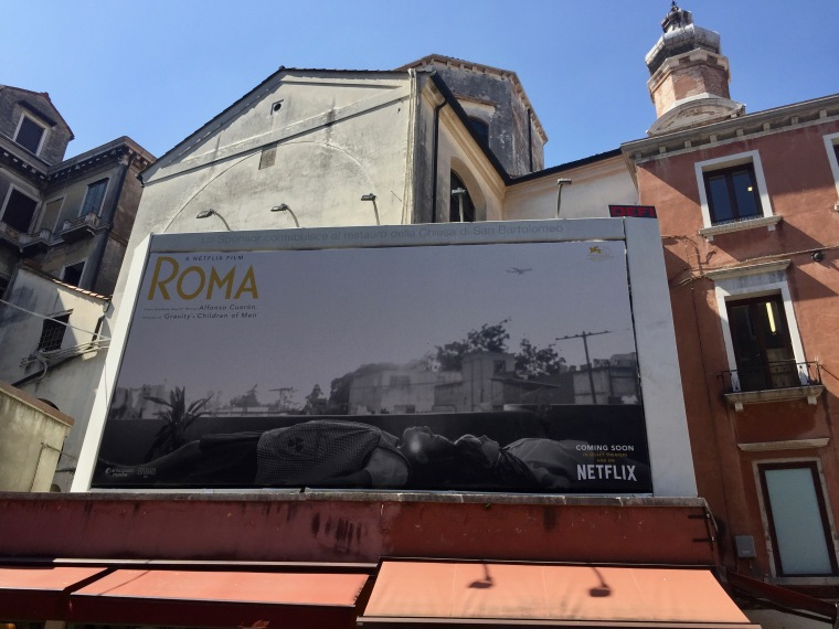 This image has an empty alt attribute; its file name is roma-poster.jpeg